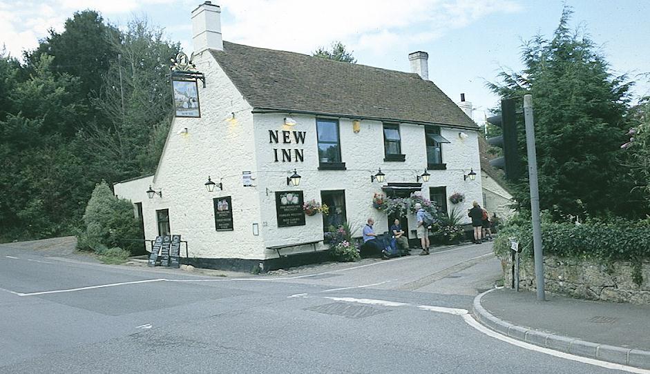 The New Inn, Shalfleet