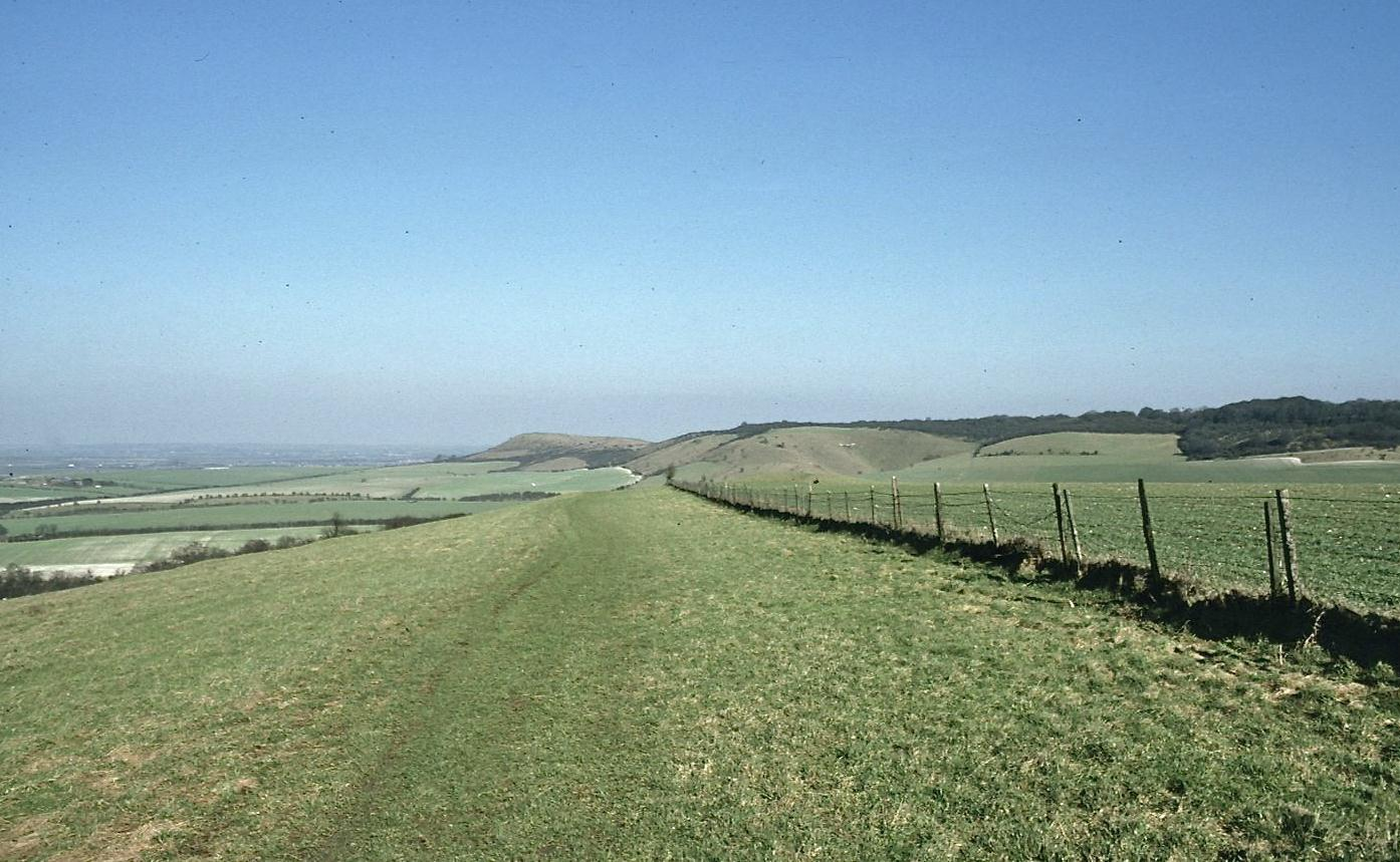 Beacon Hill from Pitstone Hill